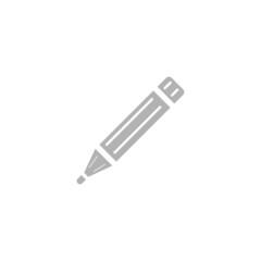 Simple pencil icon.