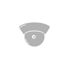 Simple icons surveillance camera.