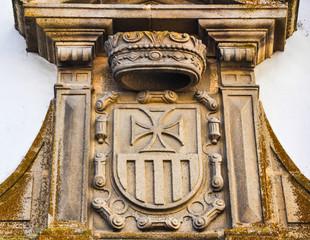 Trujillo, Cáceres, Extremadura, España, escudo heráldico