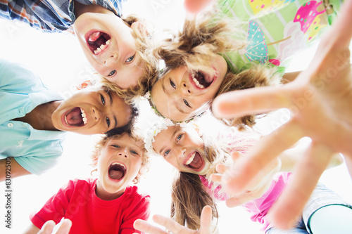 Foto Murales kids have fun