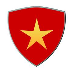 escudo de estrella