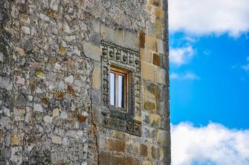 Trujillo, Cáceres, España, arquitectura en piedra
