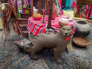 Jaguar artesanal