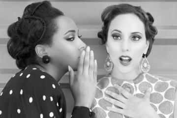 Vintage Women Secret and Gossip