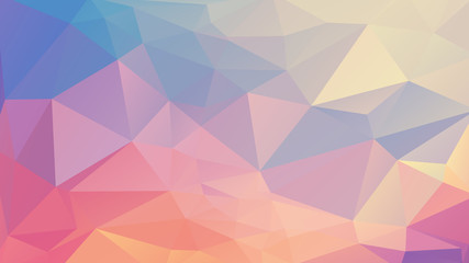 Colorful polygon © tontectonix