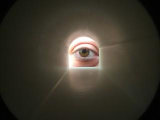 Tünelin sonundaki göz