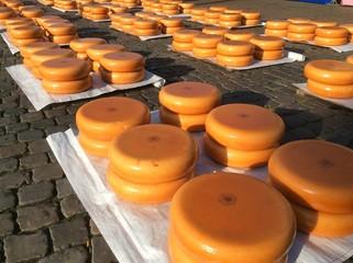 Cheese Market, Gouda