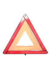 warning breakdown triangle