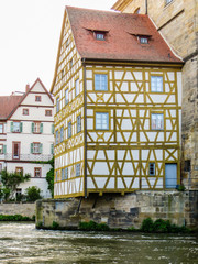 Altes Rathaus in Bamberg