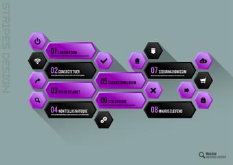 Hexagon Interface