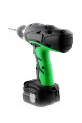 cordless drill as the repair and construction tools