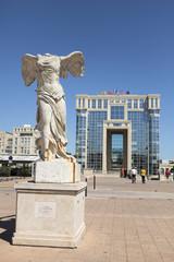 statue victoire de samothrace