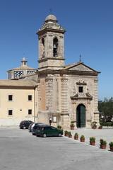 Santuario della Madonna di Gulfi, Chiaramonte Gulfi - Ragusa