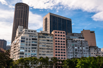 Commercial and Residential Buildings of Rio de Janeiro