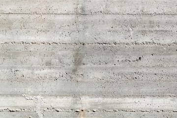 Muro di cemento armato