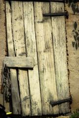 Porte du chais