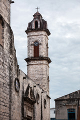 old bell tower