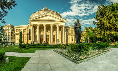 BUCHAREST, RO, MAY 2015 -- Athenaeum