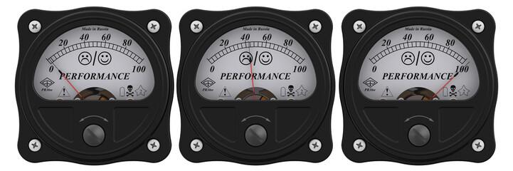 Индикатор производительности (Performance indicator)