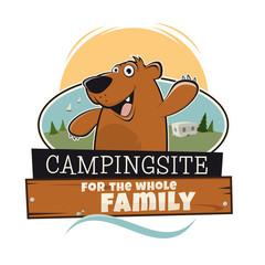 camping symbol icon clipart
