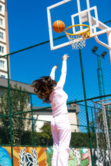 Sport ist gesund - Basketball