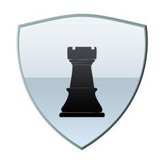 ficha de ajedrez