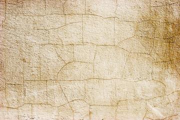 Stone wall cracking background
