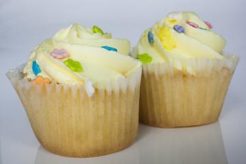 Sweat cupcakes