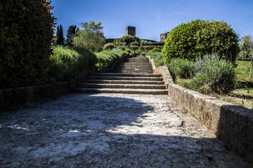 colline monteriggione canpangia toscana toscane