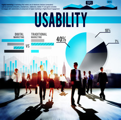 Usability Accessibility Efficiency Feasibility Purpose Concept