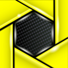 vector board yellow black background wallpaper