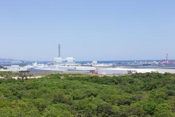火力発電所(茨城県常陸那珂)