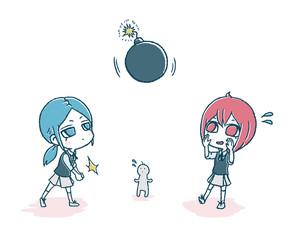 爆弾バレーボール