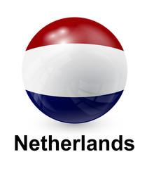 netherlands state flag