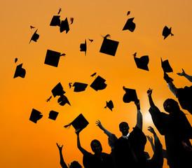 Celebration Education Graduation Student Success Learning Concep