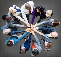 Business People Cooperation Coworker Team Concept
