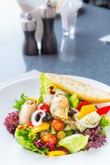 Greek Seafood Salad