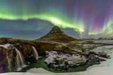 Fototapeta Northern Light Aurora borealis