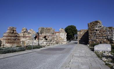 Bulgaria Nessebar Old Town