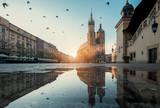 Fototapety Krakow Market Square