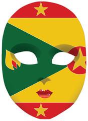 Grenada mask
