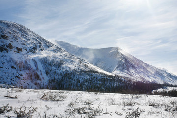 The Khibiny Mountains