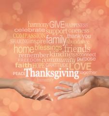 Celebrate Thanksgiving Together