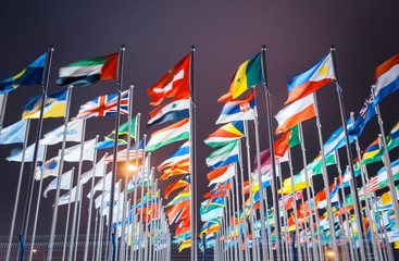 world national flags