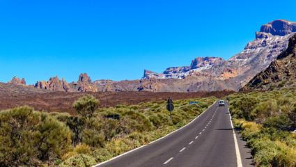 Teide Vulkankrater