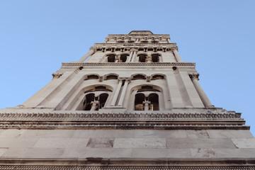Torre Catedral San Duje de Split (Croacia)