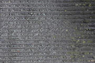 Manufatto di cemento bagnato da usare come sfondo