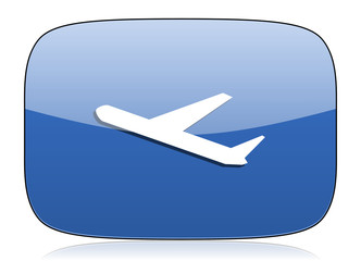 deparures icon plane sign