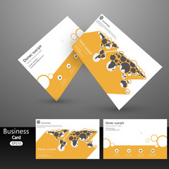Business Card TEmplate Vector