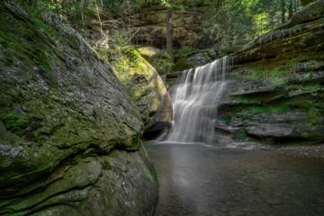 Hidden Falls Ohio